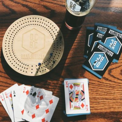 DCBC Brewery Games Cribbage Beer