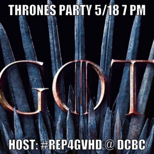 Dual Citizen Game of Thrones Party