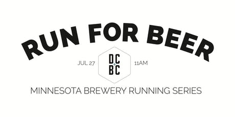BREWERY RUNNING SERIES 11am-2pm